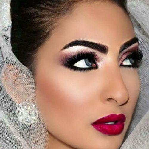 Arabic Makeup - Alia Makeup