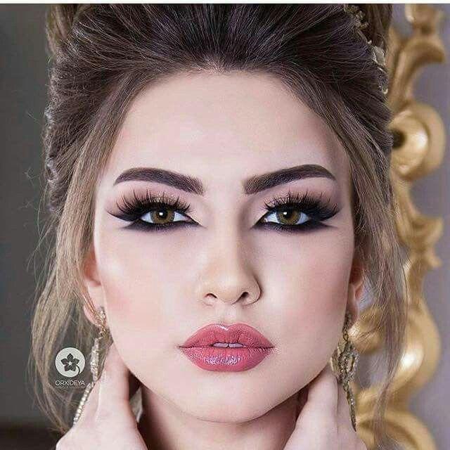 Glamorous Makeup Looks For The Arab Bride - Arabia Weddings