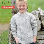 THE KNOW-HOW OF ARAN KNITTING PATTERNS