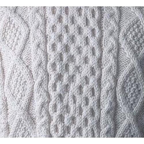 Murphy Clan Aran Knitting Pattern - Emailed