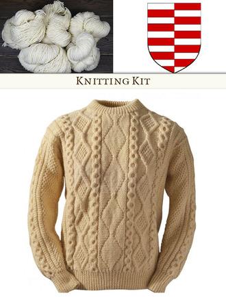 Aran knitting patterns, Irish sweater pattern | Aran Sweater Market