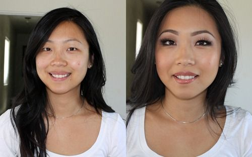 wedding makeup for an asian girl :) | One day my fairytale will come