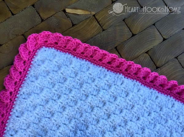 Baby blanket crochet PATTERNS TO TRY OUT