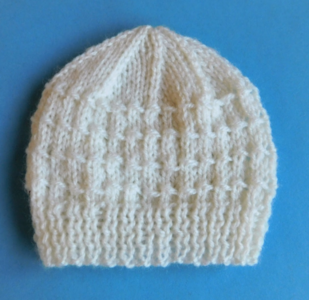 34+ Adorable Knit Baby Hats | AllFreeKnitting.com