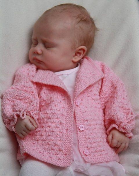 Free baby knitting patterns   free knitting pattern baby: What a
