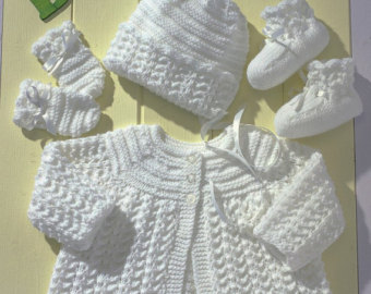 Comfortable and beautiful baby knitting   patterns