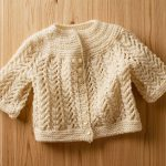 Baby sweater knitting pattern: The best   winter for your child