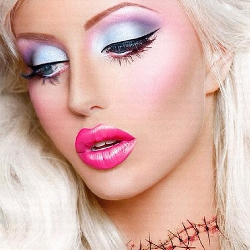 Barbie Doll Makeup? shared by ✿ ♛????? ????✿ ˎˊ