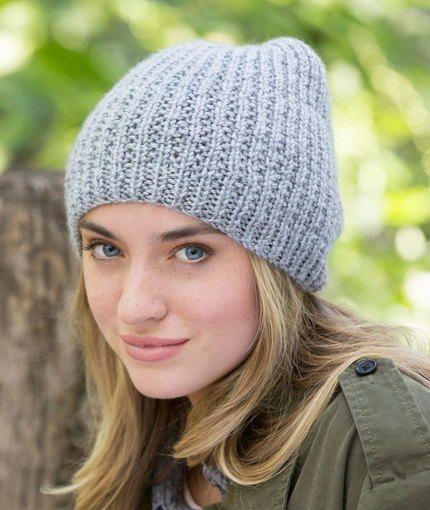 Beautiful Beanie Knitting Patterns in the   fashion market
