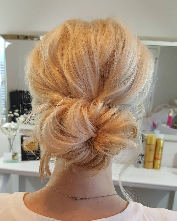 100 Most-Pinned Beautiful Wedding Updos Like No Other | Wedding