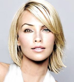 Best Haircuts for Thin fine hair with square face |  for fine