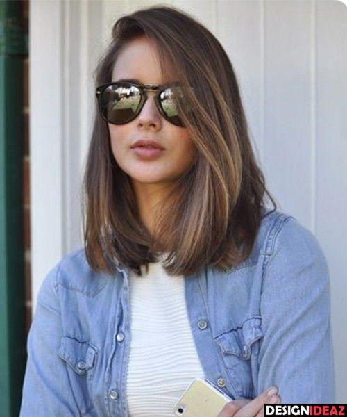 50 Ultra Sizzling Medium Haircuts for Women 2017 | Hair | Hair, Hair