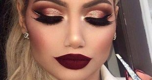 36 Best Winter Makeup Looks For The Holiday Season | Makeup