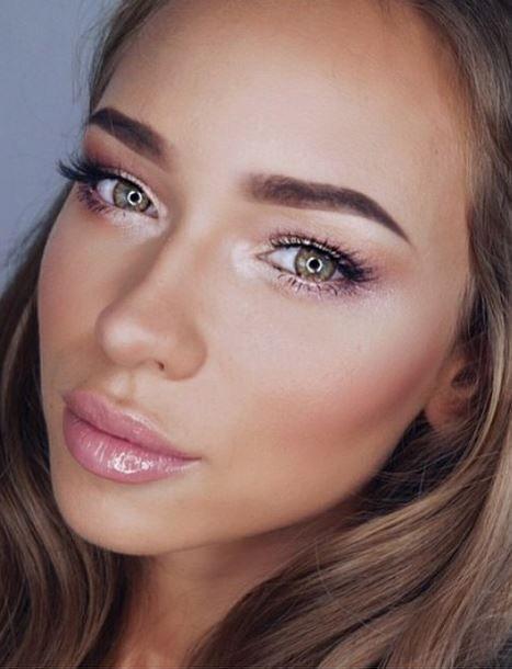 20+ Best Natural Makeup Looks | Beauty {Etc.} | Pinterest | Natural