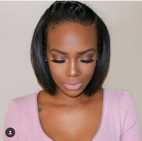 Black Hair Styles Ideas That Will Take   Your Breath Away