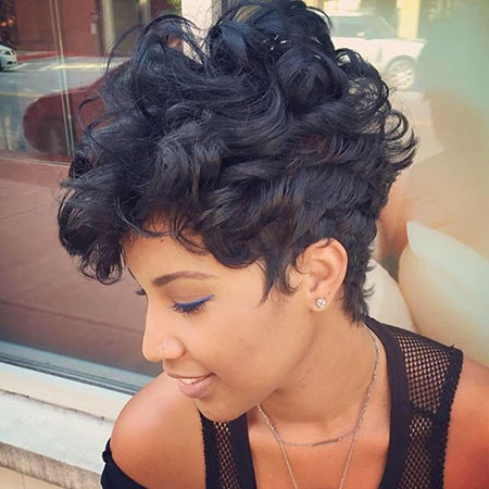 Black short hairstyles 2017 | Hairstyles and More