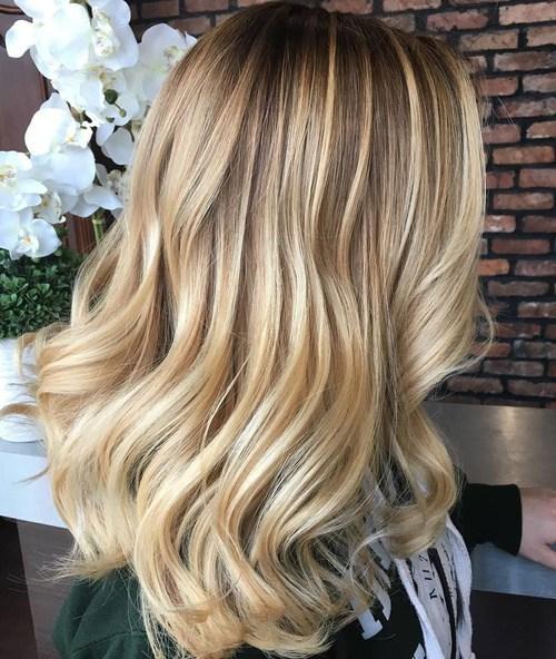 50 Variants of Blonde Hair Color u2013 Best Highlights for Blonde Hair