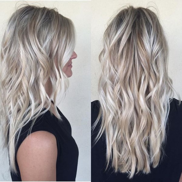 45 Adorable Ash Blonde Hairstyles - Stylish Blonde Hair Color Shades