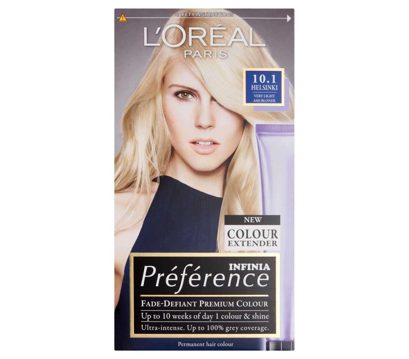 Préférence Infinia Hair Dye & Colour | Hair Colour | L'Oréal Paris