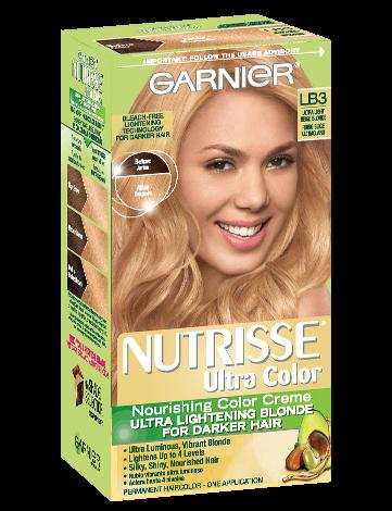 Nutrisse Ultra-Color - Ultra Light Beige Blonde Hair Color - Garnier