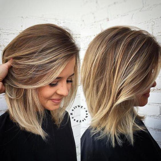 10 Best Medium Length Blonde Hairstyles u2013 Shoulder Length Hair Ideas
