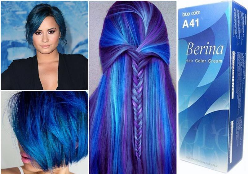 Is There Permanent Blue Hair Dye? Where to Get or Find, How to
