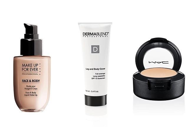 Body Makeup - YouBeauty.com