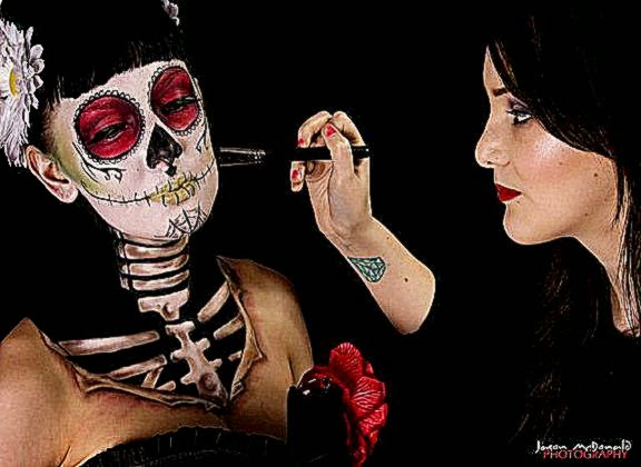 Body Art Makeup | Body Art Pictures