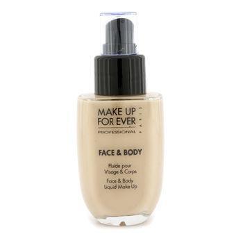 Amazon.com : MAKE UP FOR EVER Face & Body Liquid Makeup Ivory 20