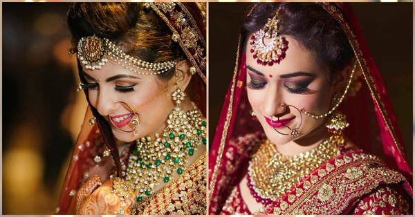 Your Guide To Delhi's BEST Bridal Makeup Artists (& Other Deets) | POPxo