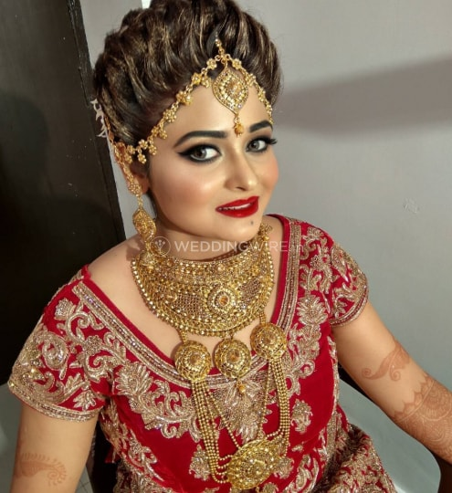 Bridal makeup from Bridal Makeup by Kajal Sharma | Photo 4