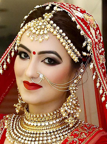 Bridal Makeup - Noor's Makeover Studio | Makeup | Beauty | Hair