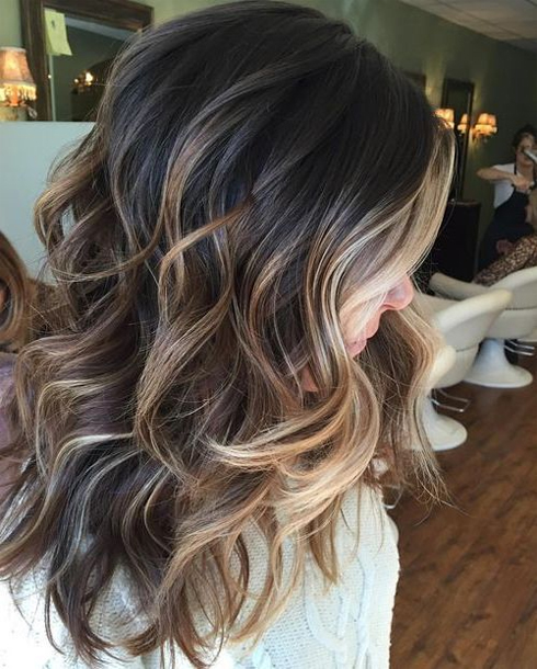 21 New Light Brown Hair Color Ideas For Youngs | Happy Day