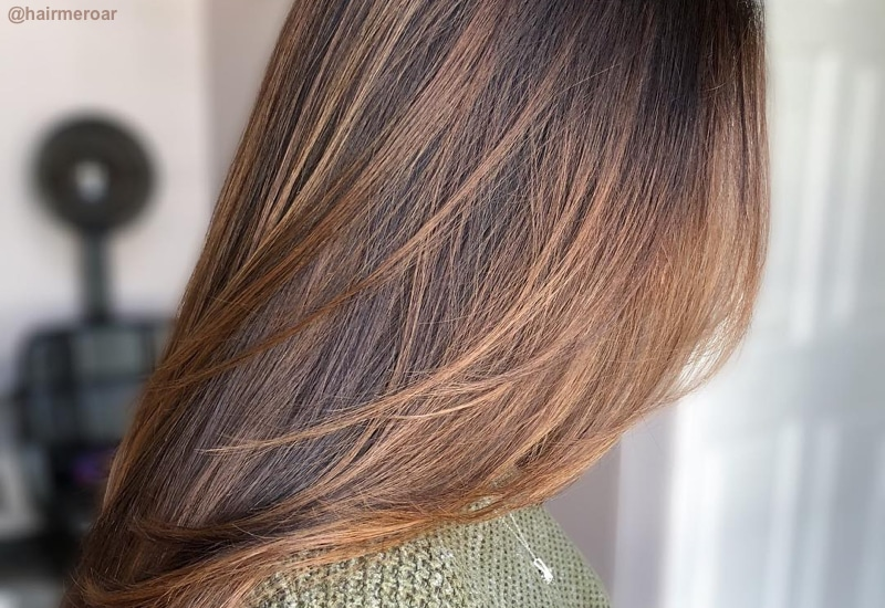 28 Hottest Caramel Brown Hair Color Ideas for 2019