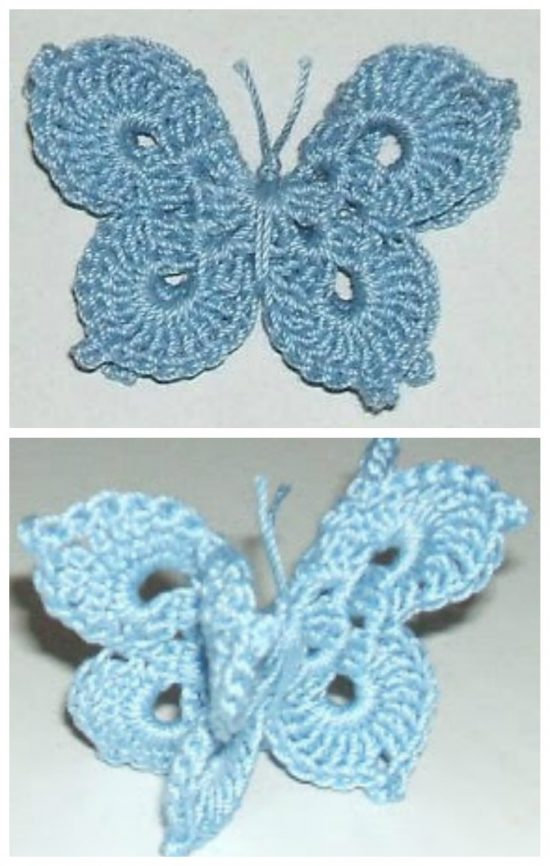 You'll Love These Crochet Butterflies | The WHOot