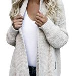 Favourite cable knit cardigan