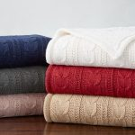 Choosing the best cable knit throw that   keeps you comfortable