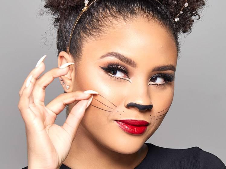 Halloween Cat Makeup Tutorial | Makeup.com