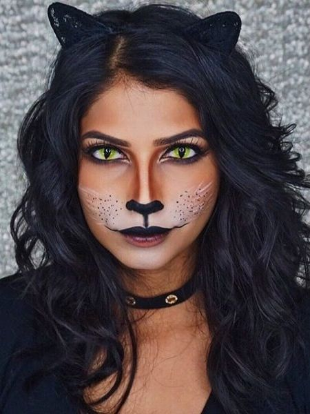 10 Mesmerizing Halloween Makeup Transformations You Need To Watch