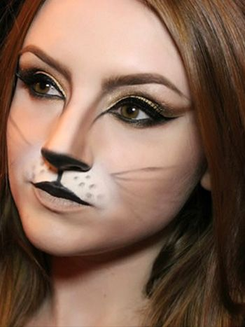 Purrfect! Simple cat makeup ideas for Halloween | Halloween