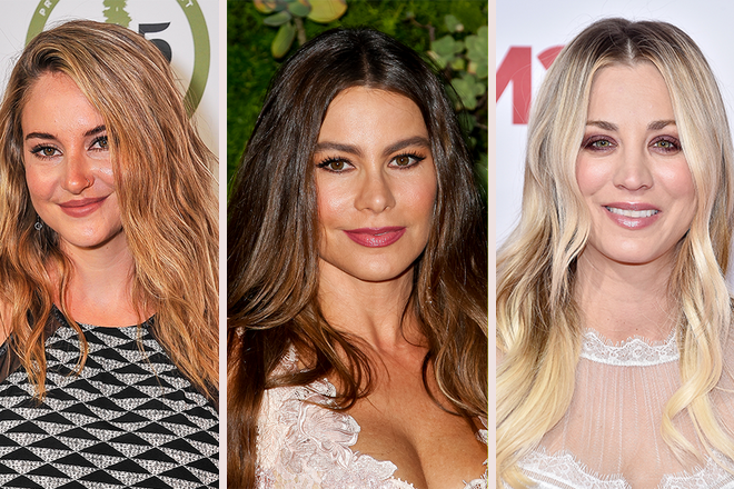 Best Celebrity Hair Transformations - Hair Color - Hair The Beauty
