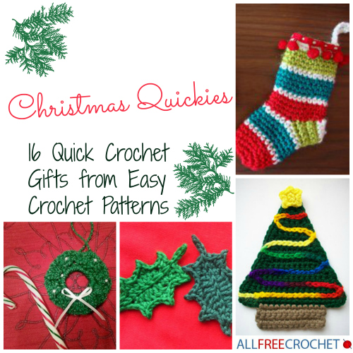 Christmas Crochet | AllFreeCrochet.com