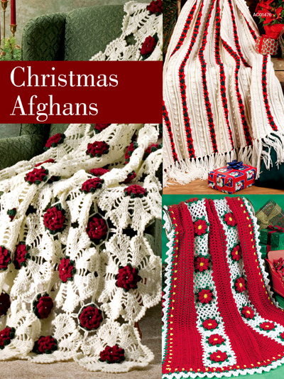 Christmas Afghans Crochet Pattern