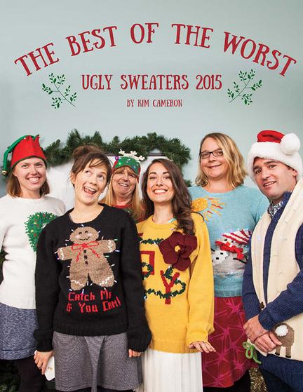 The Best of the Worst - Ugly Sweaters 2015 - Knitting Patterns and