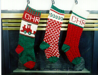Christmas Stocking Pattern