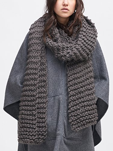 Amazon.com: Chunky Knit Scarf Oversized Scarf: Handmade