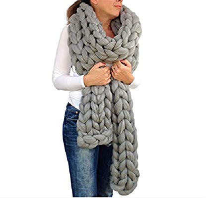 How to choose a Chunky Knit Scarf