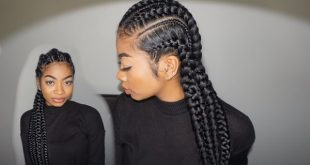 Cornrow Hairstyles, Different Cornrow Braid Styles Ideas (2018)