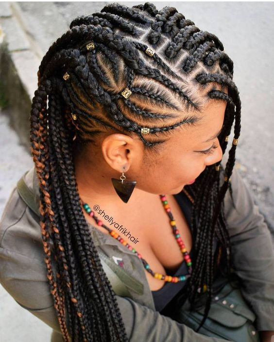 Cornrow hairstyles 2018 | Natural CurliesNatural Curlies