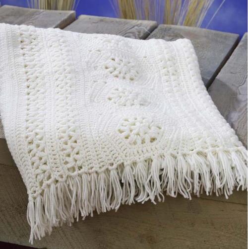Keeping it Classic Crochet Afghan Pattern